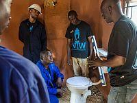 Sanitaerausbildung